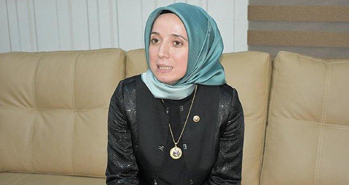 AK Parti İstanbul Milletvekili Fatma Benli