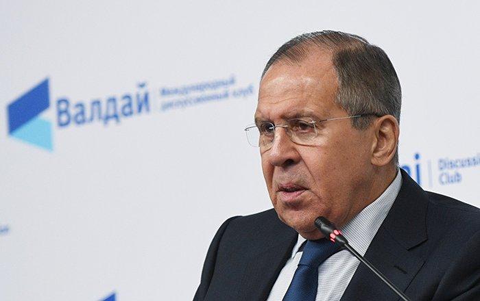 Lavrov: İdlib'deki operasyonları durdurma çağrısının amacı Fetih el Şam'ı korumak