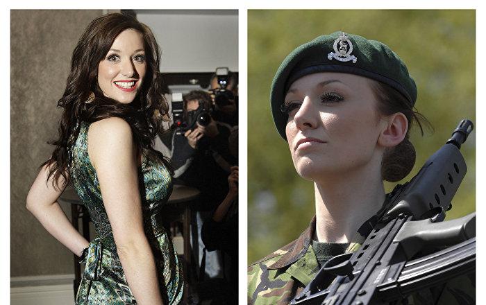 'Asker Barbie', İngiliz ordusundaki cinsiyet ayrımcılığını anlattı