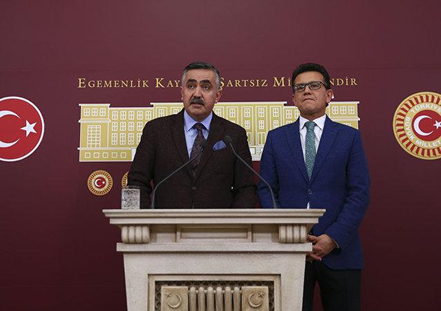 Akdeniz Parlamenter Asamblesi (AKDENİZ-PA) Türk Grubu Başkanı ve AK Parti Niğde Milletvekili Erdoğan Özegen