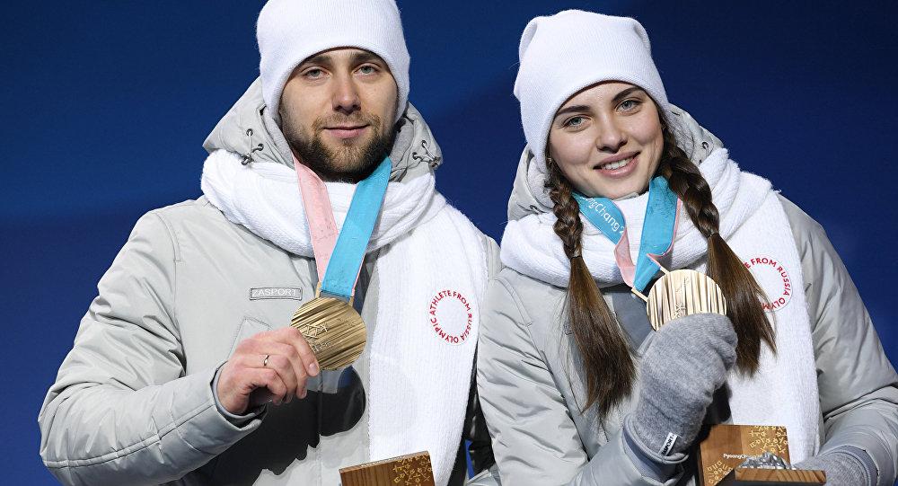 Aleksandr Kruşelnitskiy- Anastasya Brizgalova