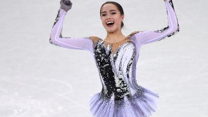 Rus artistik patinajcılar PyeongChang'da