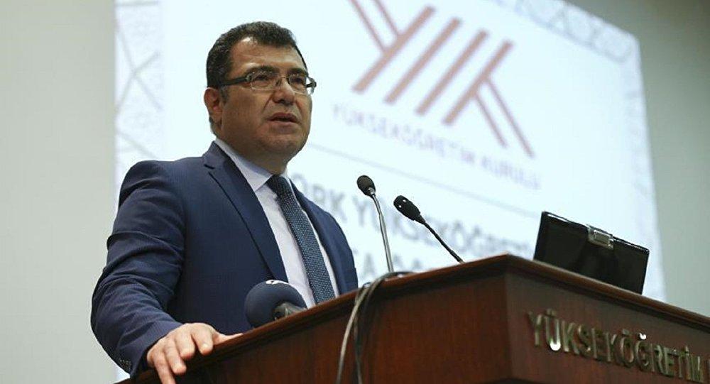 Türkiye Bilimsel ve Teknolojik Araştırma Kurumu'nun (TÜBİTAK) yeni başkanı Prof. Dr. Hasan Mandal