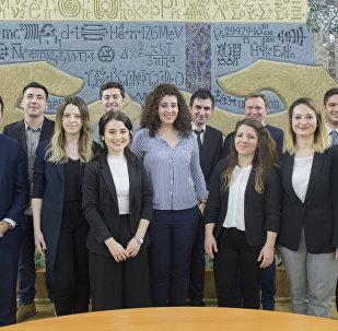 MEPhI'de eğitimi gören Türk öğrenciler