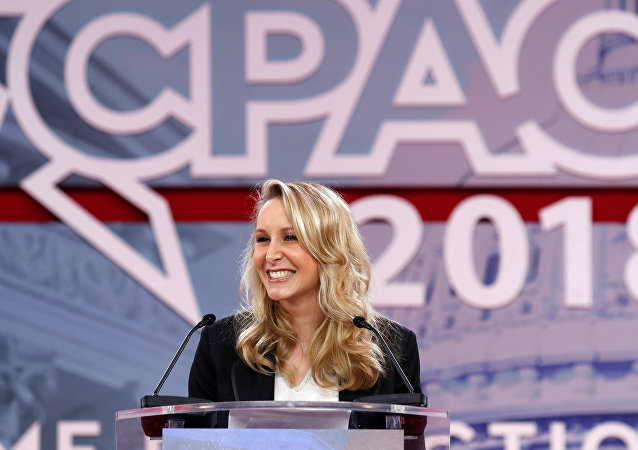 Marion Marechal-Le Pen Conservative Political Action Conference (CPAC) ABD Maryland