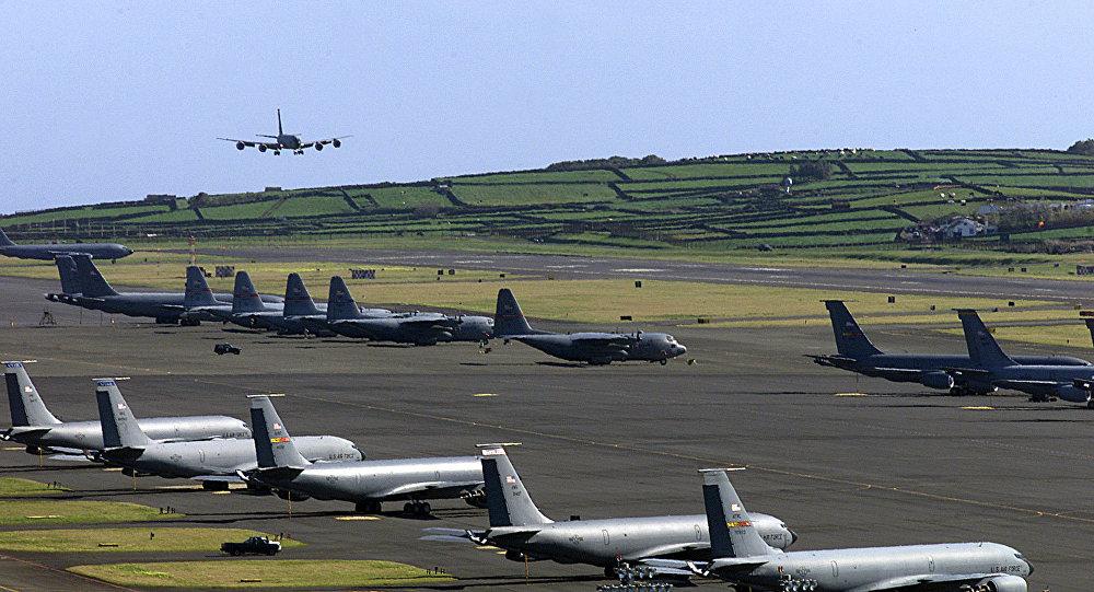 Terceira adası- ABD