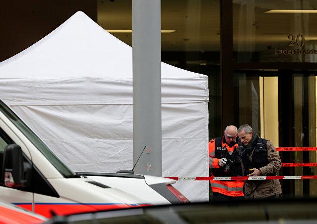 İsviçre'nin Zürih kentinde silahlı saldırı
