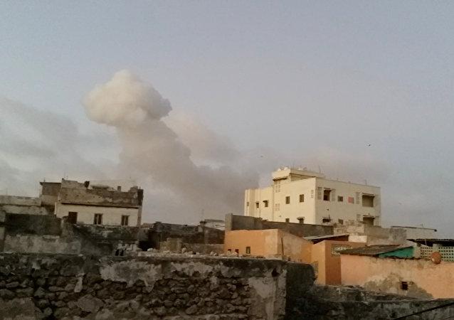 Somali'de çifte saldırı