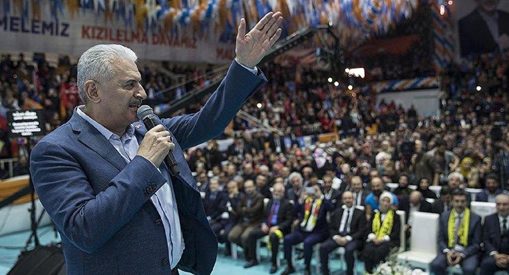AK Parti Genel Başkanvekili ve Başbakan Yıldırım