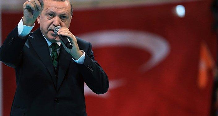 Cumhurbaşkanı ve AK Parti Genel Başkanı Recep Tayyip Erdoğan, Kahramanmaraş Spor Kompleksinde düzenlenen partisinin Kahramanmaraş 6. Olağan İl Kongresine katılarak konuşma yaptı.