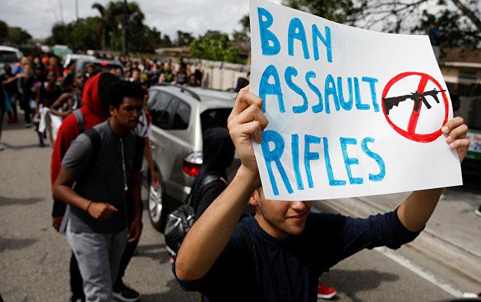 NRA, silaha en ufak yasak getirilmesine bile karşı
