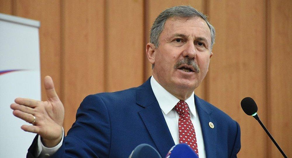 AK Parti Manisa Milletvekili Selçuk Özdağ