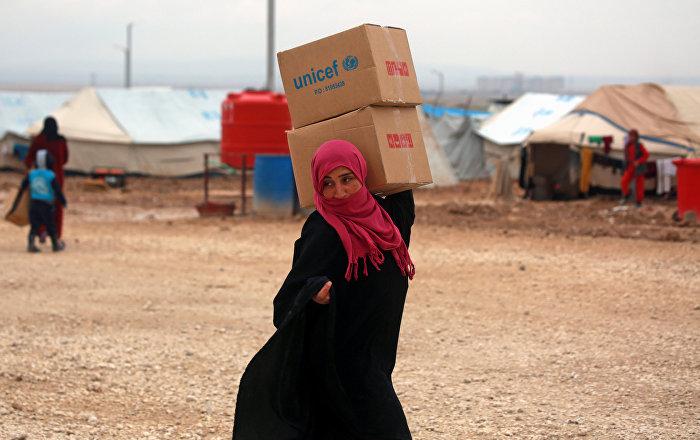 Suriyeli kadınlar 'insani yardım karşılığı cinsel ilişkiye zorlanıyor'