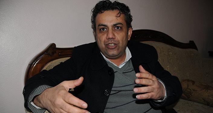 PYD'nin eşbaşkanlar danışmanı ve aynı zamanda yöneticilerinden olan Siyanek Dibo,