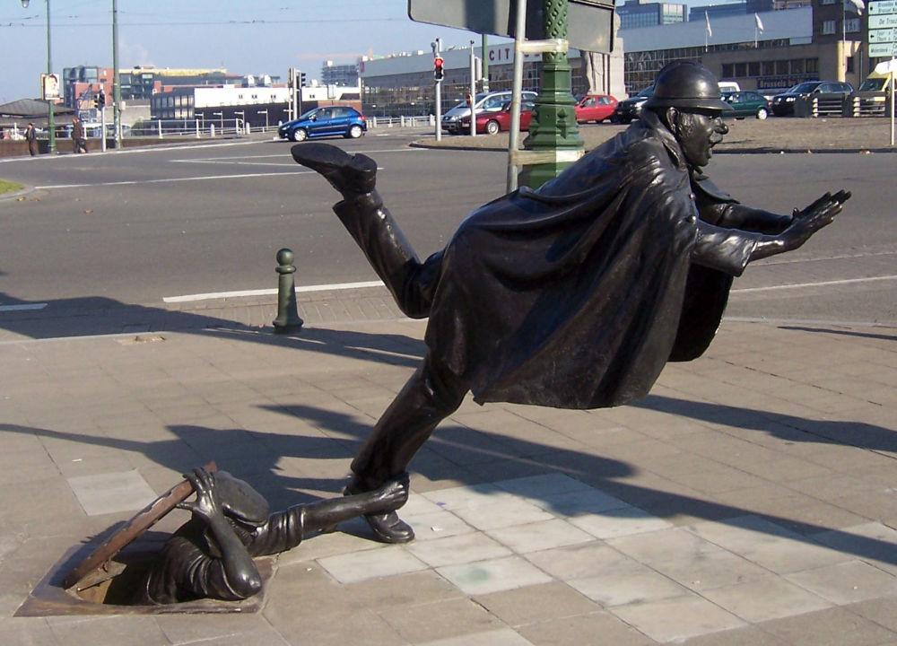 Dünyanın farklı ülkelerinden yaratıcılığın sınırlarını zorlayan heykeller