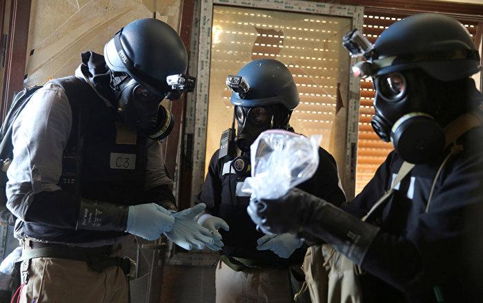 Suriye'nin kimyasal silahı yok