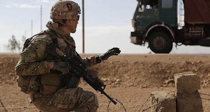 Irak- ABD askeri
