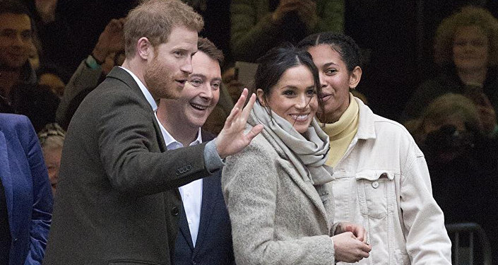 Meghan Markle-Prens Harry