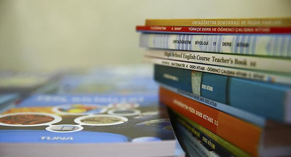 Ders Kitapları