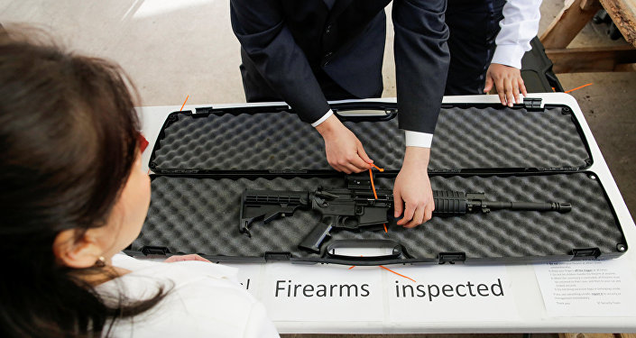 AR-15 tüfeği