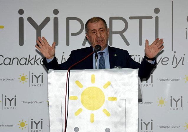 İYİ Parti Genel Başkan Yardımcısı Prof. Dr. Ümit Özdağ