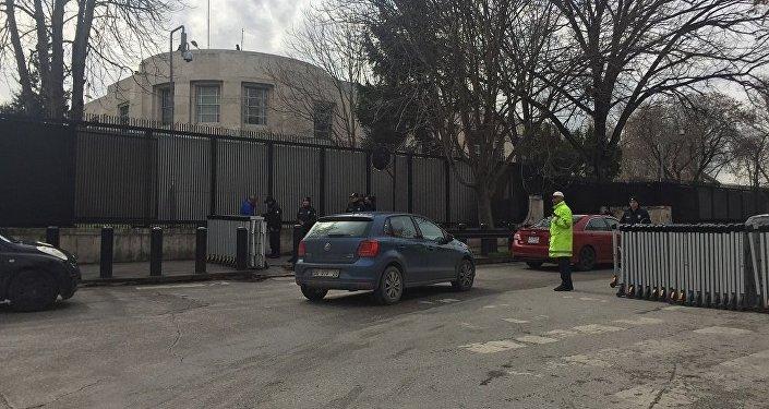 ABD'nin Ankara Büyükelçiliği