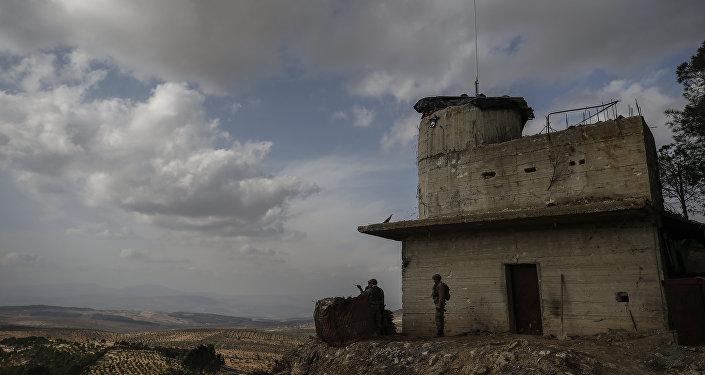 Burseya Dağı-TSK