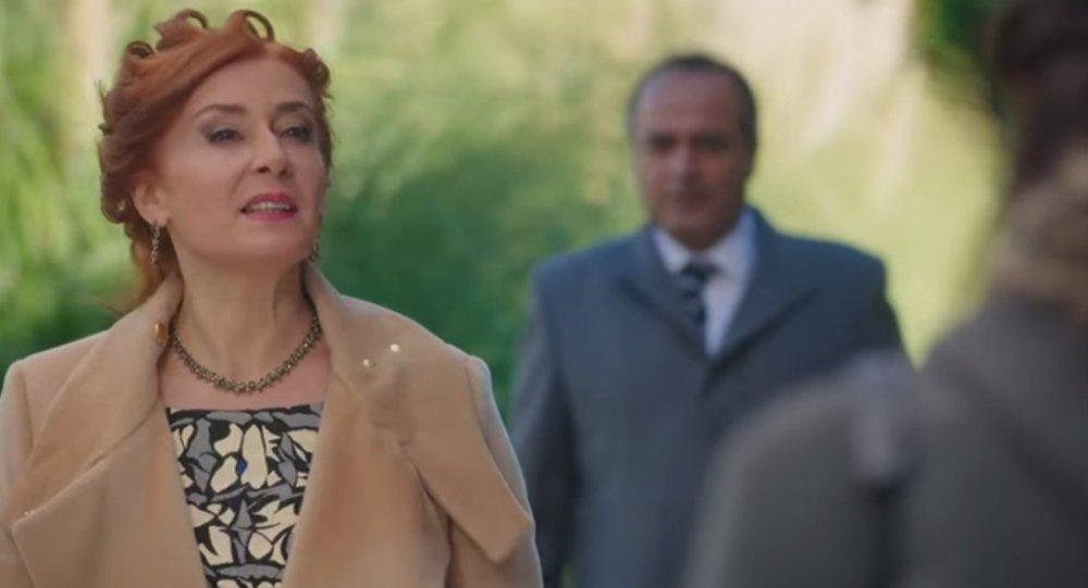 Oyuncu ve yönetmen Laçin Ceylan