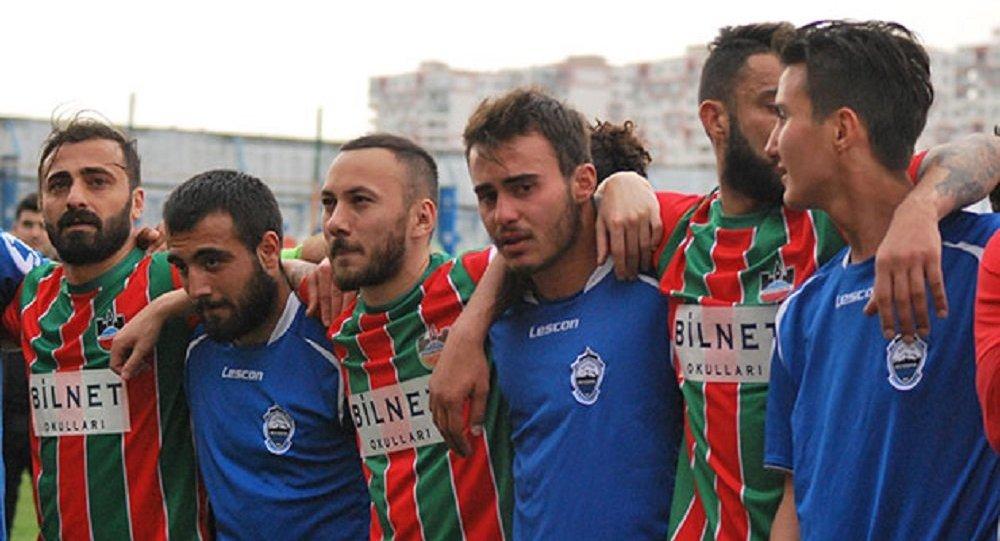 Diyarbekirspor - Kayseri Erciyesspor