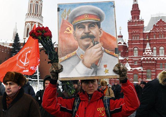 Eski Sovyetler Birliği lideri Joseph Stalin ölümünün 65. yıldönümünde anıldı