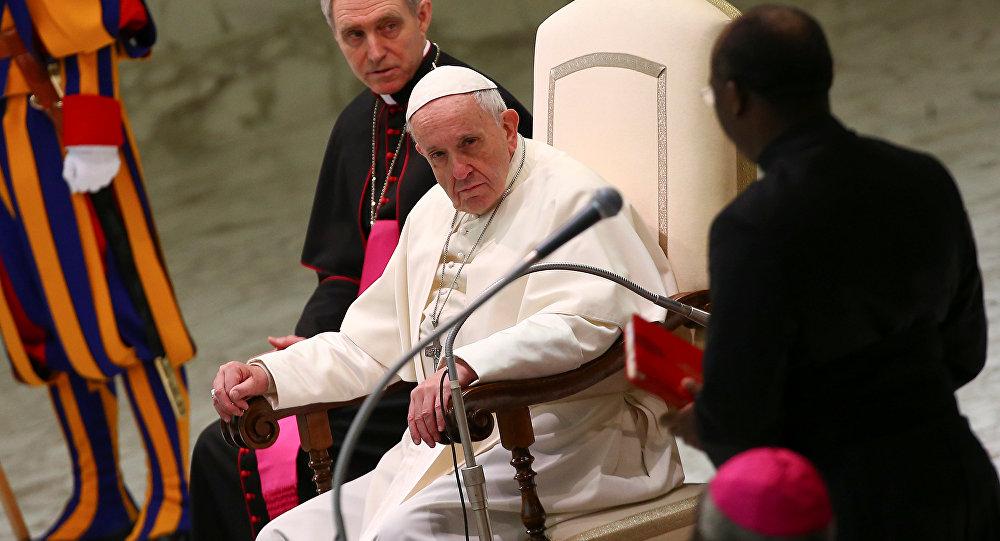 Vatikan Papa Francis