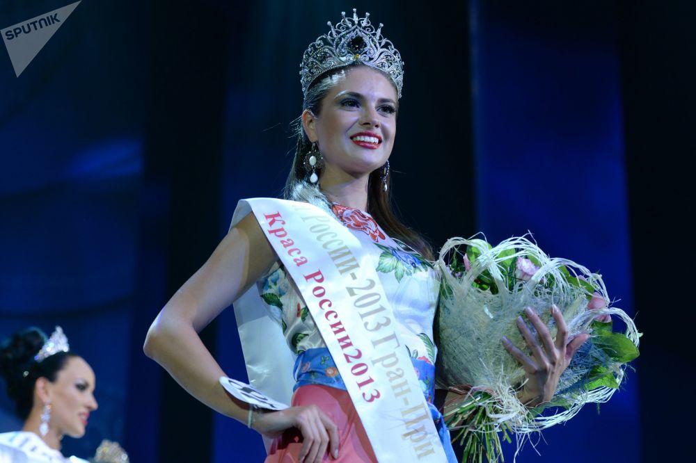 'Yeryüzü Güzeli' yarışmasında Rusya'yı temsil eden güzeller