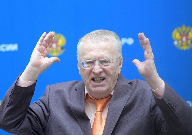 Vladimir Jirinovski