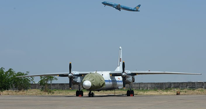 An-26 tipi uçak