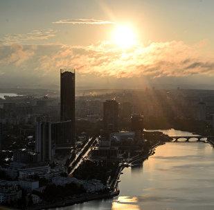 Yekaterinburg gezi rehberi