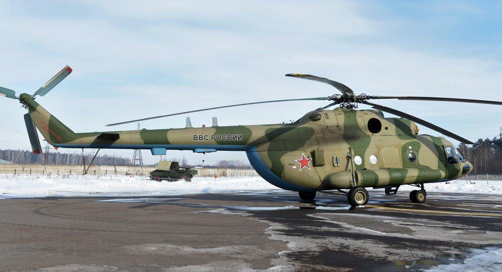 Çeçenistan'da helikopter düştü: 5 ölü