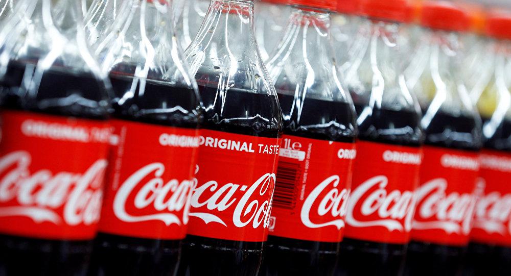 Coca-Cola, Carrefour Hypermarket, Montreuil, Paris yakınları, 2018