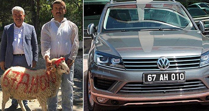 Zonguldak'ın Kozlu İlçesi Belediye Başkanı AK Partili Kerim Yılmaz