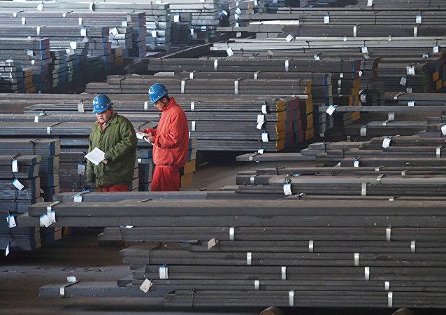 Çin-Çelik