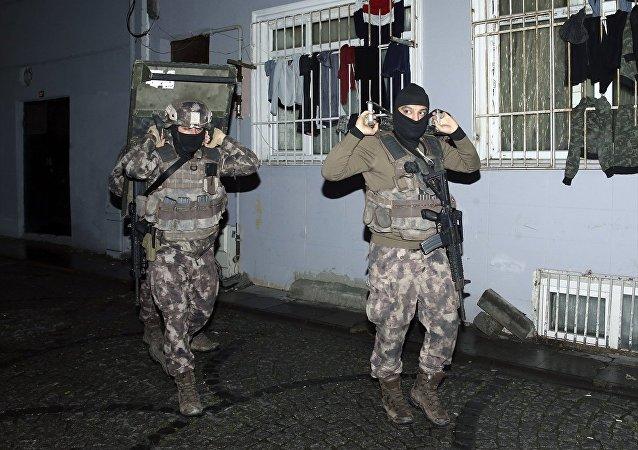 İstanbul-IŞİD-Operasyon