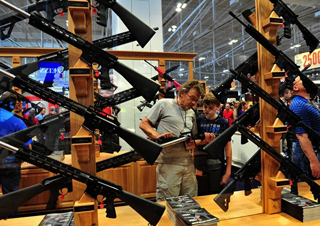 NRA Annual Convention Nashville, Tennessee  2015