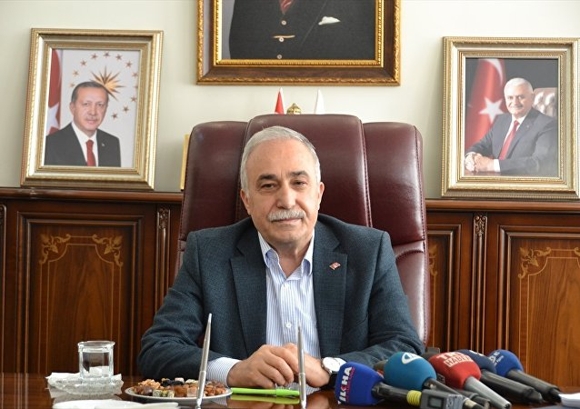 Gıda, Tarım ve Hayvancılık Bakanı Ahmet Eşref Fakıbaba
