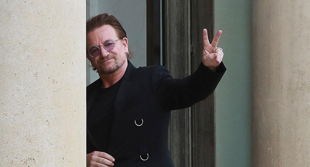 U2 solisti Bono