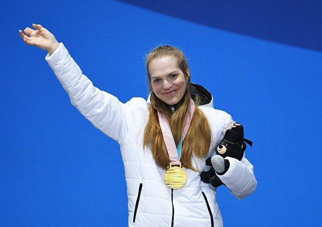Yekaterina Rumyantseva