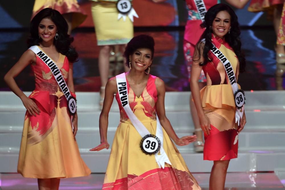 Endonezya Güzeli 2018 Yarışması