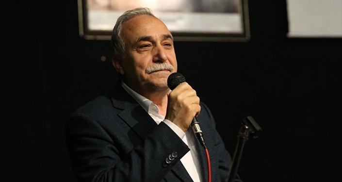 Ahmet Eşref Fakıbaba