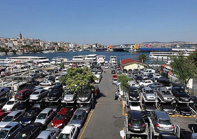 İstanbul, otopark