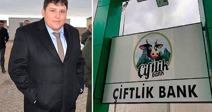 Çiftlik Bank, Mehmet Aydın