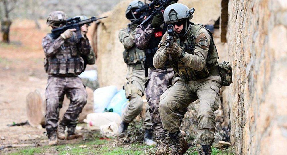Jandarma-Afrin