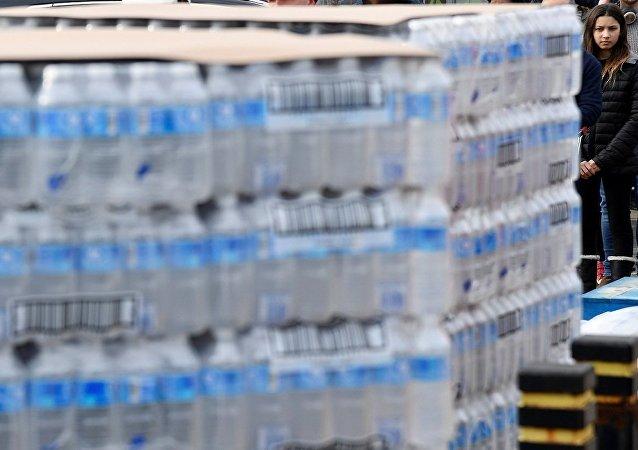 içme suyu, plastik su, pet şişe